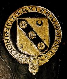 Carey, George, 2nd Baron Hunsdon (1547 - 1603) (Stamp 1)