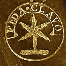 Carr, Thomas (1788-1859) (Stamp 1)