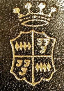 Carteret, John, 1st Earl Granville (1690 - 1763) (Stamp 3)
