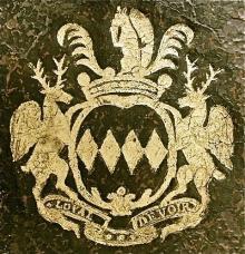 Carteret, John, 1st Earl Granville (1690 - 1763) (Stamp 4)