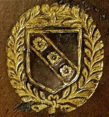 Cary, Thomas (Stamp 1)