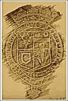 Cavendish, Henry, 2nd Duke of Newcastle (1630 - 1691) (Stamp 1)