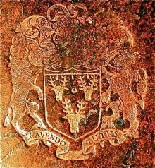 Cavendish, Henry, 2nd Duke of Newcastle (1630 - 1691) (Stamp 2)