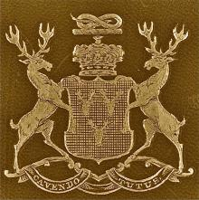 Cavendish, William George Spencer, 6th Duke of Devonshire (1790 - 1858) (Stamp 4)
