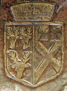 Cavendish, William, 2nd Earl of Devonshire (1590 - 1628) (Stamp 3)
