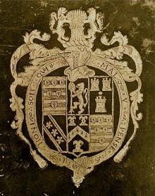 Cecil, William, 1st Baron Burleigh (1520 - 1598) (Stamp 1)