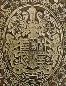 Cecil, William, 1st Baron Burleigh (1520 - 1598) (Stamp 2)