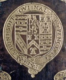 Cecil, William, 1st Baron Burleigh (1520 - 1598) (Stamp 3)