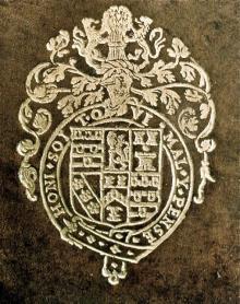 Cecil, William, 1st Baron Burleigh (1520 - 1598) (Stamp 4)