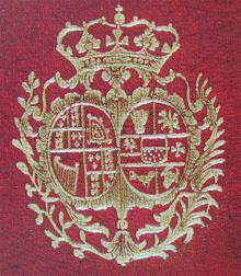 Charlotte Sophia, Queen Consort of George III (1744 - 1818) (Stamp 4)