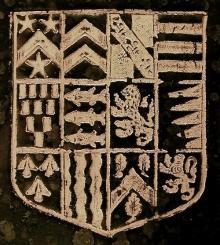 Chetwynd, Walter (1633 - 1693) (Stamp 1)