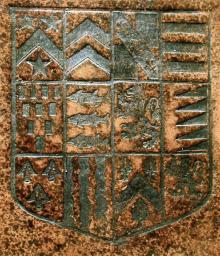 Chetwynd, Walter (1633 - 1693) (Stamp 2)