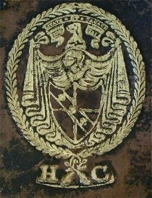 Chitting, Henry (Stamp 1)