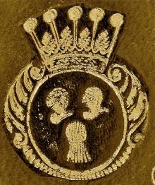 Cholmondeley, George, 3rd Earl Cholmondeley (1703 - 1770) (Stamp 1)