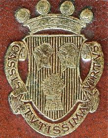 Cholmondeley, Thomas, 1st Baron Delamere, of Vale Royal   (1767 - 1855) (Stamp 1)