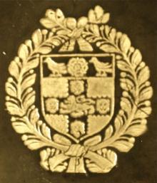 Christ Church Oxford (Stamp 1)