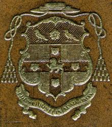 Christ Church Oxford (Stamp 2)