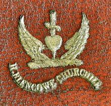 Churchill, Henry Blencowe (1800 - 1880) (Stamp 1)