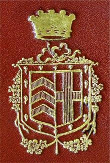 Clare College Cambridge  (Stamp 2)