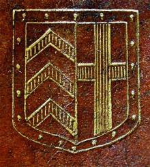 Clare College Cambridge  (Stamp 3)
