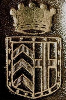 Clare College Cambridge  (Stamp 4)