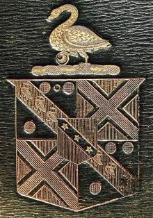 Clarke, Robert (1771 - 1824) (Stamp 1)