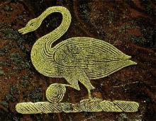Clarke, Robert (1771 - 1824) (Stamp 2)