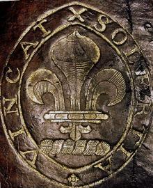 Clarke, Simon, Sir, 1st Baronet (Stamp 1)