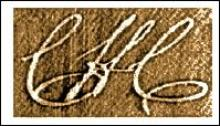 Cludde, Catharine Harriet (Stamp 1)