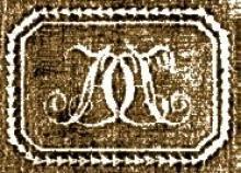 Cobb, Thomas Hugh (Stamp 1)