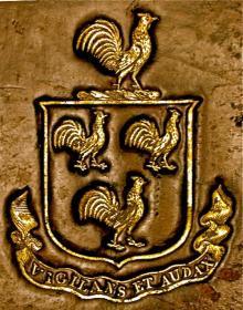 Cockburn, George (1712-1775)  (Stamp 1)
