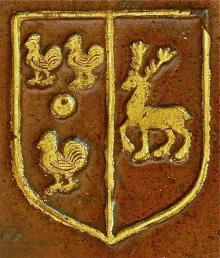 Cokayne, William, Sir (Stamp 1)