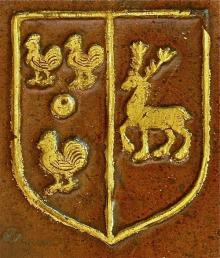Cokayne, William, Sir (1561-1626)  (Stamp 1)