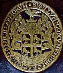 College of Arms (Stamp 1)