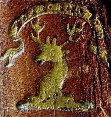 Colquhoun, John Campbell (1803 - 1870) (Stamp 1)
