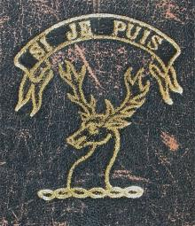 Colquhoun, James, Sir, 5th Baronet, of Luss (1844 - 1907) (Stamp 1)