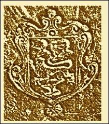 Compton, Henry, 1st Baron Compton (1538 - 1589) (Stamp 1)