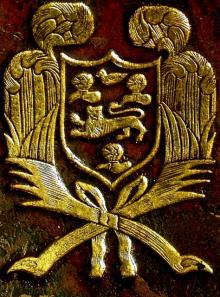 Compton, Henry, Bishop of London (1632 - 1713) (Stamp 1)