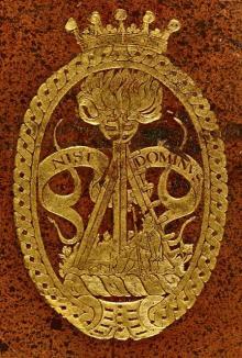 Compton, William, 1st Earl of Northampton (Stamp 1)