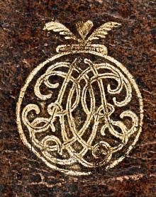 Corker, Ruth (Stamp 1)