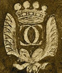 Cornwallis, Charles, 2nd Baron of Eye (1632 - 1673) (Stamp 2)