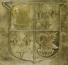 Corpus Christi College Cambridge (Stamp 1)