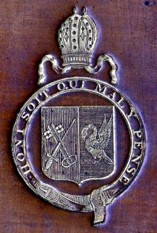 Corpus Christi College Oxford (Stamp 1)