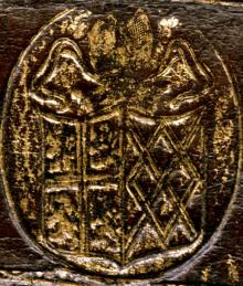 Cosin, John, Bishop of Durham (1595 - 1672) (Stamp 1)