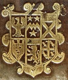 Cotton, Robert Bruce, Sir, 1st Baronet, of Connington (1570 - 1631) (Stamp 1)