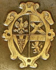 Cotton, Robert Bruce, Sir, 1st Baronet, of Connington (1570 - 1631) (Stamp 2)