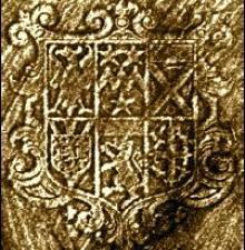 Cotton, Robert Bruce, Sir, 1st Baronet, of Connington (1570 - 1631) (Stamp 3)