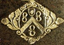 Cotton, Robert Salusbury, Sir, 3rd Baronet (1695 - 1748) (Stamp 2)