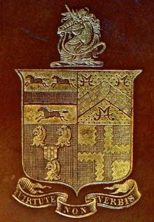 Coulthart, John Ross (1807 - 1887) (Stamp 1)