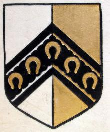 Crisp, Frederick Arthur (1851 - 1922) (Stamp 1)